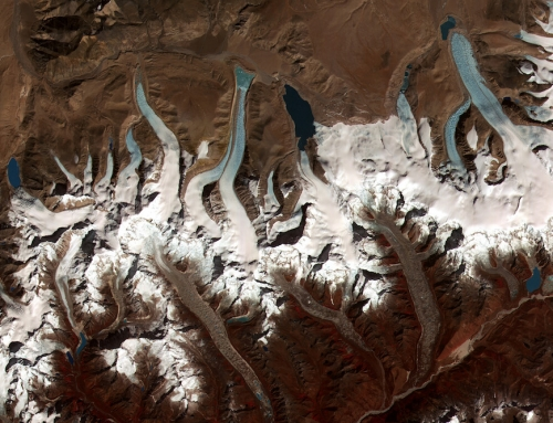 Mountain Glaciers and CryoSat