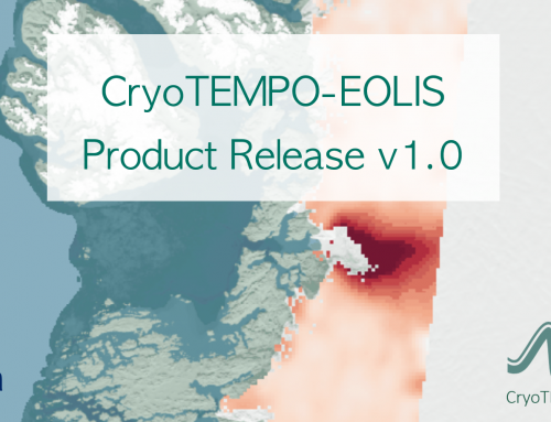 CryoTEMPO-EOLIS product release v1.0: Systematic swath elevation and monthly DEMs over the Greenland Ice Sheet margin from CryoSat-2